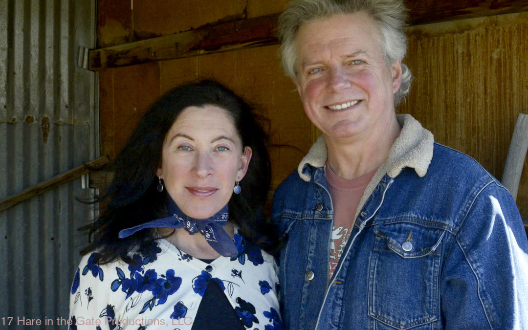 Dryland: Dinner with Sue Arbuthnot and Richard Wilhelm