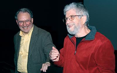 Barry Broman and Neil Hollander